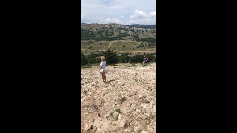 Ай-Петри вершина горы