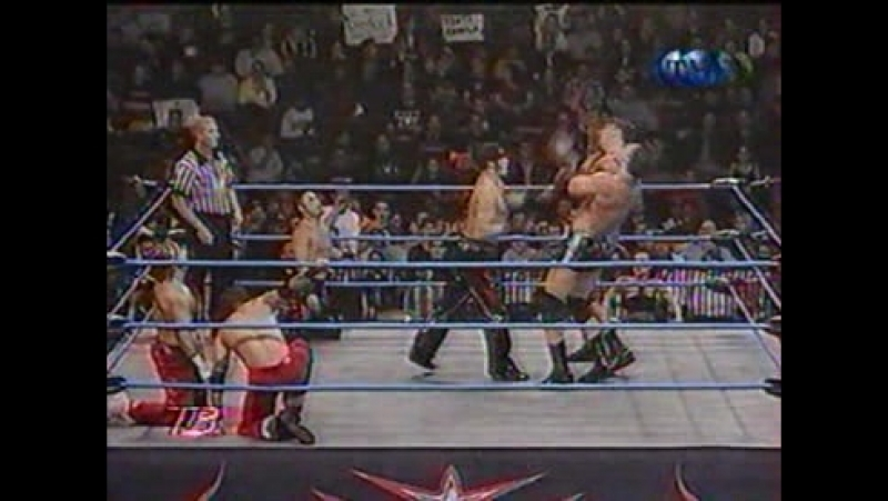 Титаны реслинга WCW Nitro November 06 2000