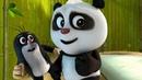 Мультики 2017! Кротик и Панда - Ночные проделки Похититель тортов - Мультфильмы для детей
