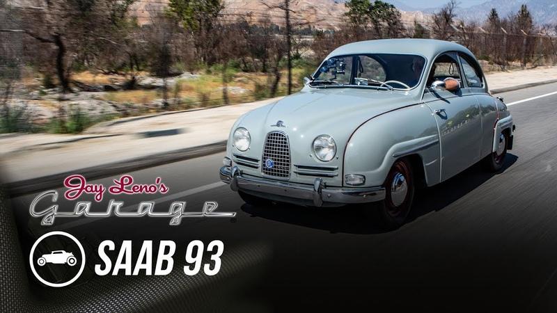 1958 Saab 93 - Jay Lenos Garage