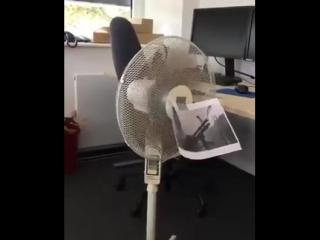 Рэмбо-вентилятор