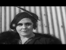 Lady Hay Drummond-Hay comments on Zeppelin Hindenburg flight...HD Stock Footage