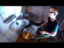 Luxor - Ароматы (Drum cover by Nick Porolev)