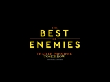 Don't miss the TheBestOfEnemies trailer TOMORROW.