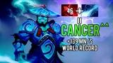 canceL 139s Mana Regen WORLD RECORD - Storm Spirit 40 KILLS Dota 2