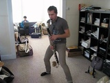 Cannibal Corpse - Hammer Smashed Face (Bass Clarinet Cover)