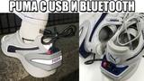 PUMA c КОМПЬЮТЕРОМ, USB и BLUETOOTH