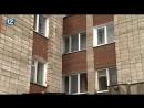 В омской высотке во время ливней затопило квартиры на нескольких этажах