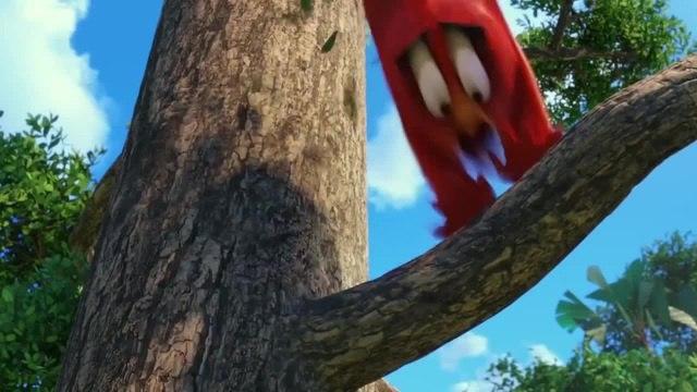Злые но жалкие Angry Birds в кино с 12 мая