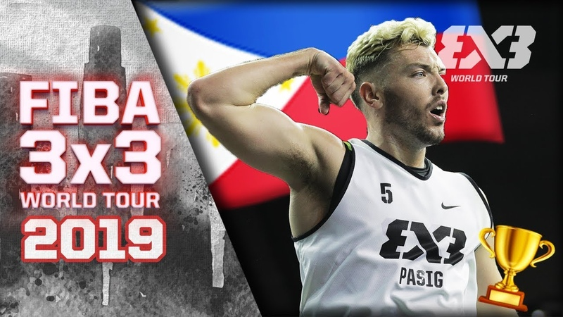 Pasig Chooks (PHI) dominate Day 1 | Team of the Day | FIBA 3x3 World Tour 2019 - Doha Masters