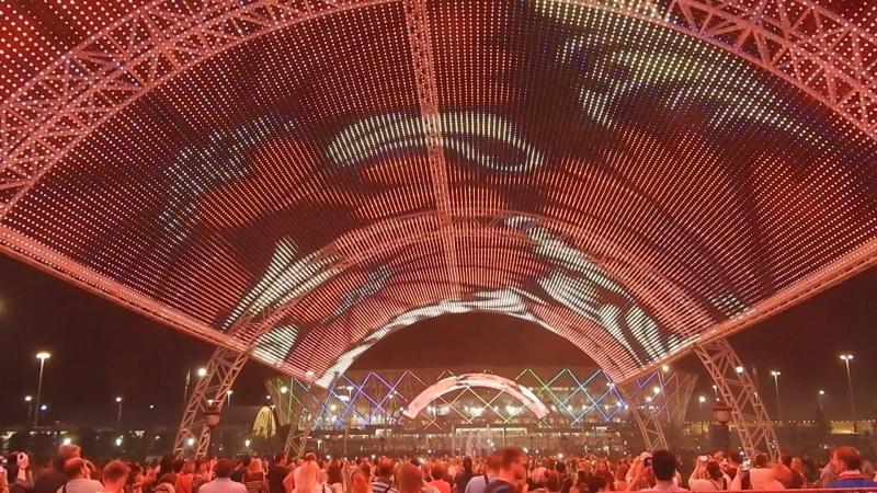Светодиодные арки Волгоград