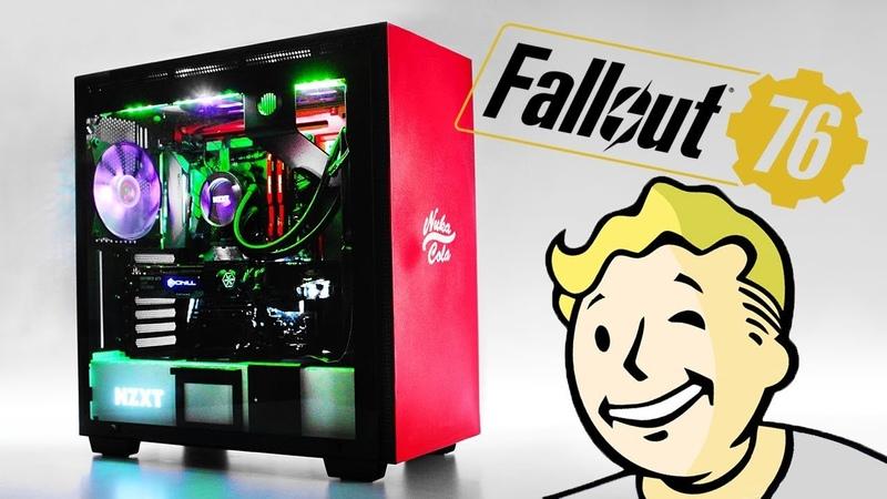 МОЙ ПК Fallout 76 обзор