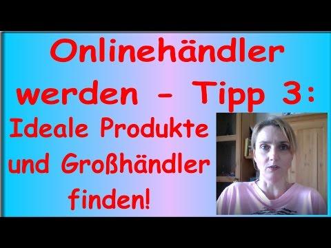Tipps für Onlinehändler Teil 3: Produkte einkaufen und Großhändler finden