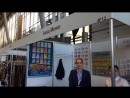 Стенд AQUAMENU на выставке Парк Зоо 2018