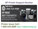 HP Printer Support To Help Of the Customer If facing The issue call 1-866-535-9089