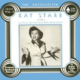 Kay Starr альбом The Uncollected, Vol. 2