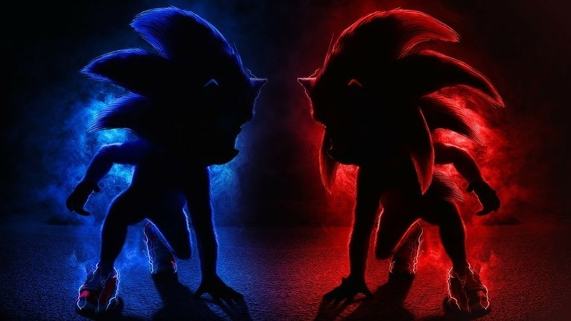 🔥 Sonic Movie 2019 - Funny Fans Pics