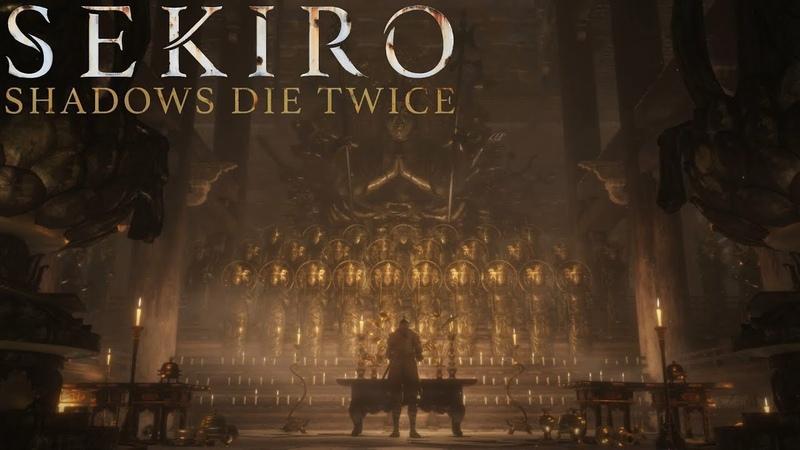 ПОГОНЯ ЗА ОБЕЗЬЯНАМИ ● Sekiro Shadow Die Twice 12