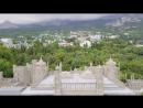 Воронцовский дворец. Аэросъёмка