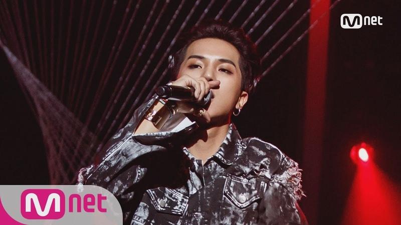 [MINO - BODY] Comeback Stage | M COUNTDOWN 160922 EP.493