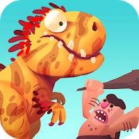 Dino Bash - Dinos vs Cavemen