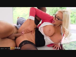 Keiran lee & nicolette shea [ mothers &  in stockings &  incest / deep blowjob , cum on face , glasses , old with young , lickin