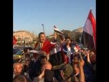 Жители Дамаска о ракетном ударе по Сирии