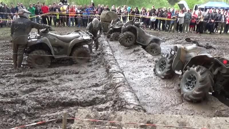 ATVs off-road race _ Oro 2016