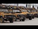 1 10 Scale Land Rover DEFENDER 90 110 Off Road Camel Trophy in Korea