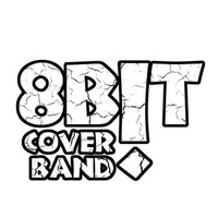 """Логотип Сover band """"8 BIT"""" / Кавер группа Саратов"""