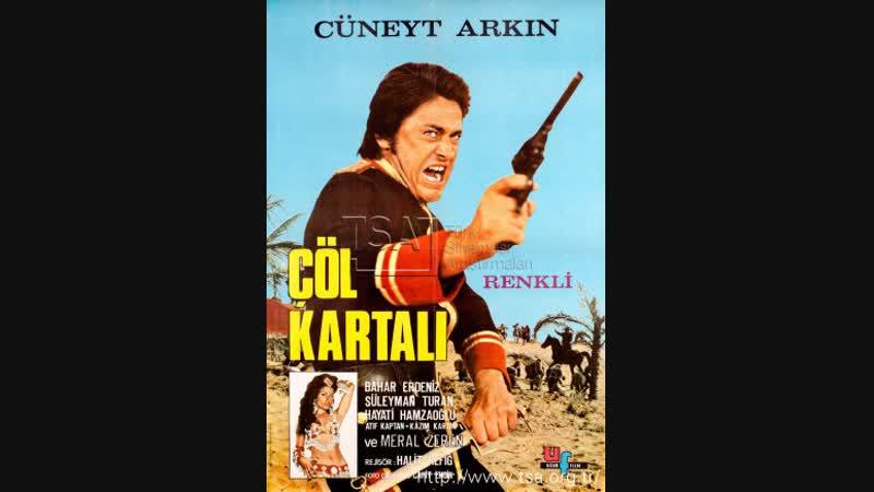 Çöl Kartalı - Türk Filmi HD (Restorasyonlu)