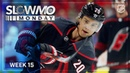Супер слоу мо 15-я неделя сезона НХЛ 2018/19