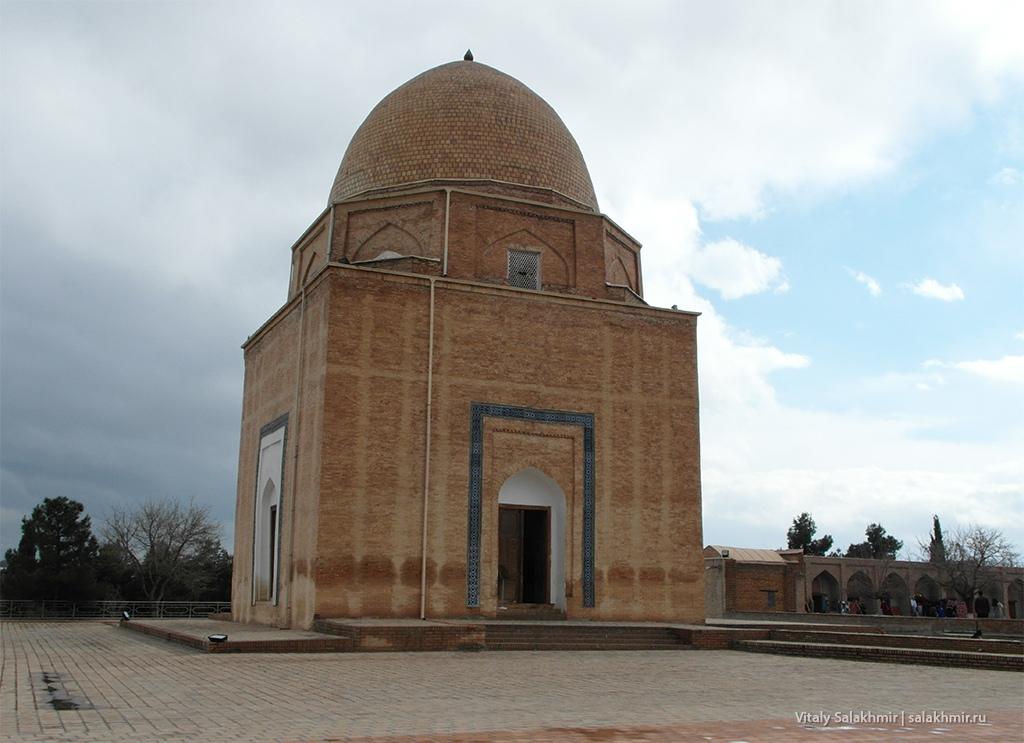 Мавзолей Рухабад, Узбекистан, Самарканд 2019