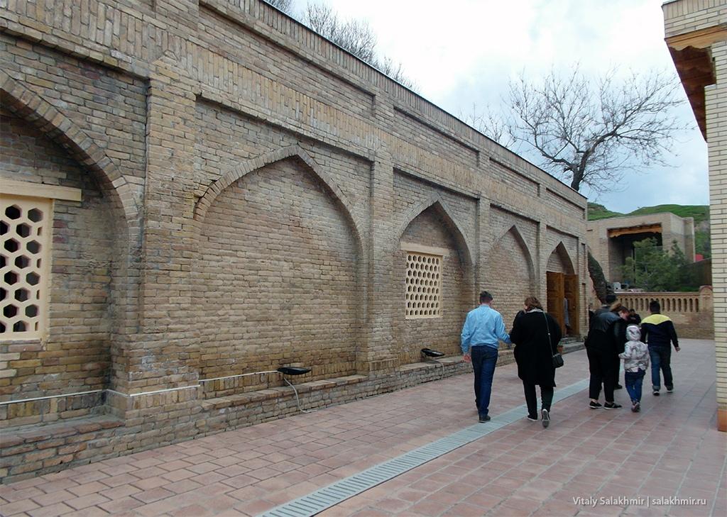 Мавзолей Ходжа Дониер, Узбекистан, Самарканд 2019