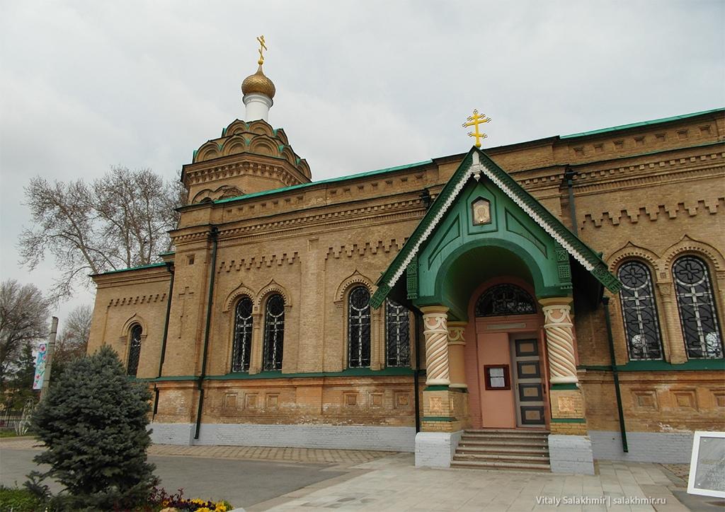 Собор святителя Алексия в Самарканде, Узбекистан 2019
