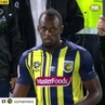 """Usain St.Leo Bolt on Instagram: """"Repost @ccmariners ・・・ A moment in sporting history is made. @usainbolt, the footballer, steps onto the pitch in ..."""