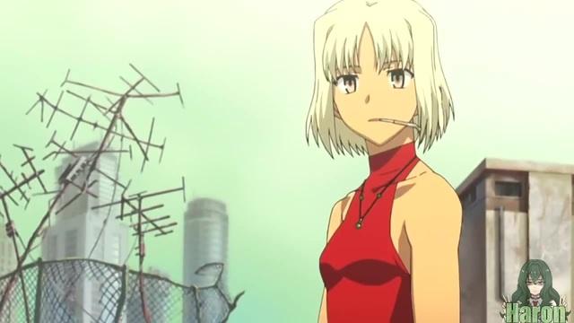 Canaan / Ханаан / Eminem - Venom / AMV anime / MIX anime / REMIX