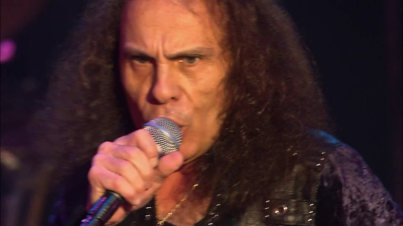 DIO - Holy Diver Live [Full Show / Concert] [1080p HD]