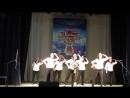 Морской танец Калинки на Всероссийском фестивале Песни военных лет в Вологде 22.03.2018