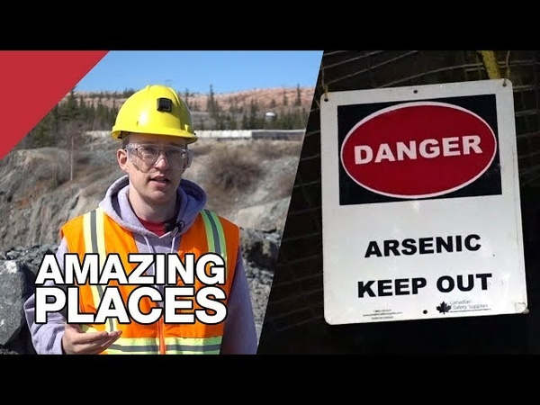 Freezing 200 000 Tons of Lethal Arsenic Dust