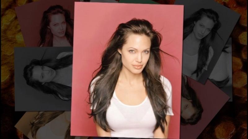 Анджелина Джоли Angelina Jolie в фотосессии Фируза Захеди Firooz Zahedi 2003