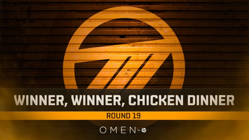 Great game from Method! 17 kills bring them the Chicken Dinner!
