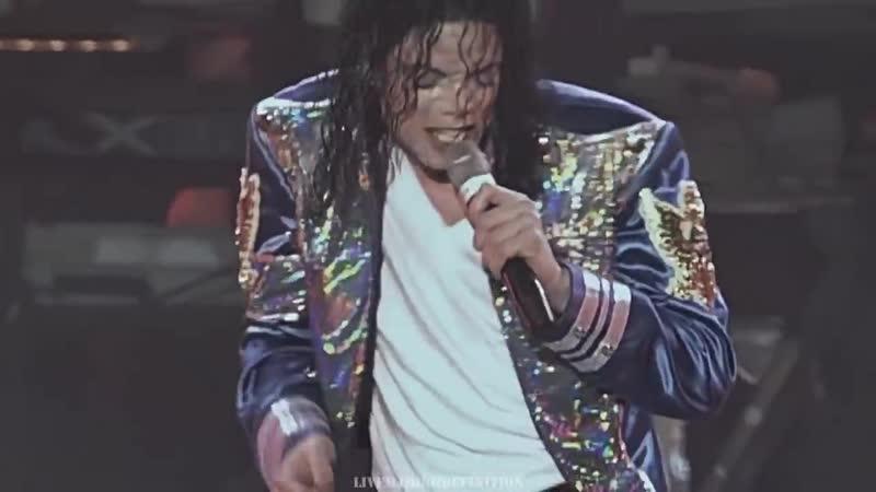 Michael Jackson - Blood On The Dance Floor - Live Munich 1997 - Widescreen HD ( 720 X 1280 )