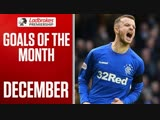 Equalizers, Match Winners and Halfway Shots! _ Decembers Goals of the Month _ L