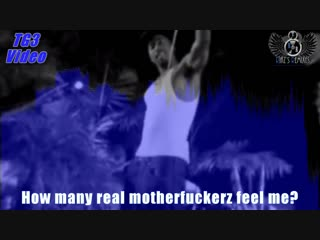 2Pac feat. Crooked I - Jealous Motherfuckerz (2015)
