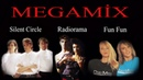 Silent Circle , Radiorama , Fun Fun - Megamix
