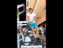 Алексей Воробьев Прямой эфир Instagram У меня своя система тренировок Спортзал Нэшвилл 11.08.2018