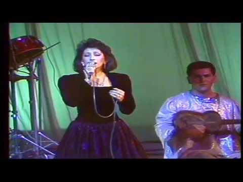 Насиба Абдуллаева - Телеконцерт 3 Баку ВИА Самарканд худ.рук. Бахрам Абдуллаев