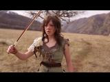Skyrim - Lindsey Stirling _u0026 Peter Hollens