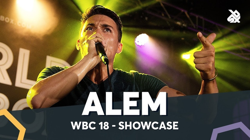 ALEM | WBC Showcase 2018